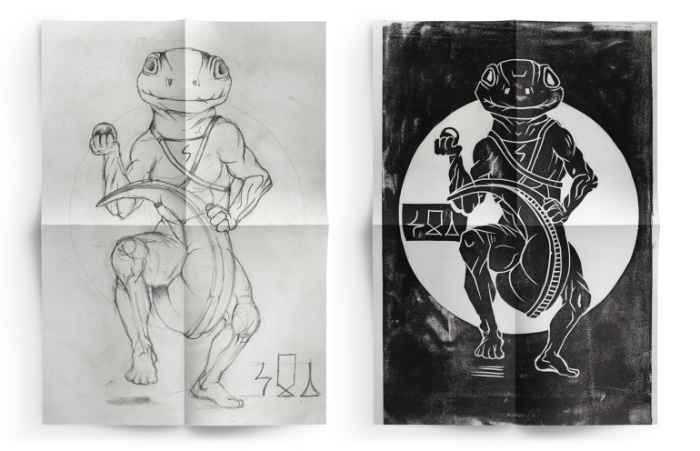 salamander_mocks_drawing_and_print